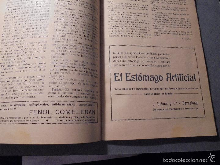 Catálogos publicitarios: FARMACIA - J. URIACH Y Cª BARCELONA CATALOGO 1914 - 48 PAG. ILUSTRADO IMP. J. HORTA BARCELONA 21X14 - Foto 5 - 57977135