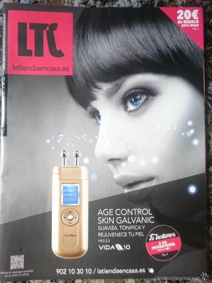 Catalogo Ltc La Tienda En Casa Primavera Ve Comprar Catálogos