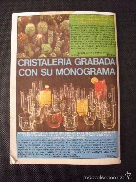 Catálogos publicitarios: CATÁLOGO VENTA POR CORREO CASA HONOR 1979. - Foto 2 - 58329882