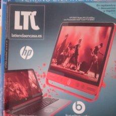 Catálogos publicitarios: CATALOGO LTC - LA TIENDA EN CASA - -- OTOÑO INVIERNO 2014-2015 N 45. Lote 182961207