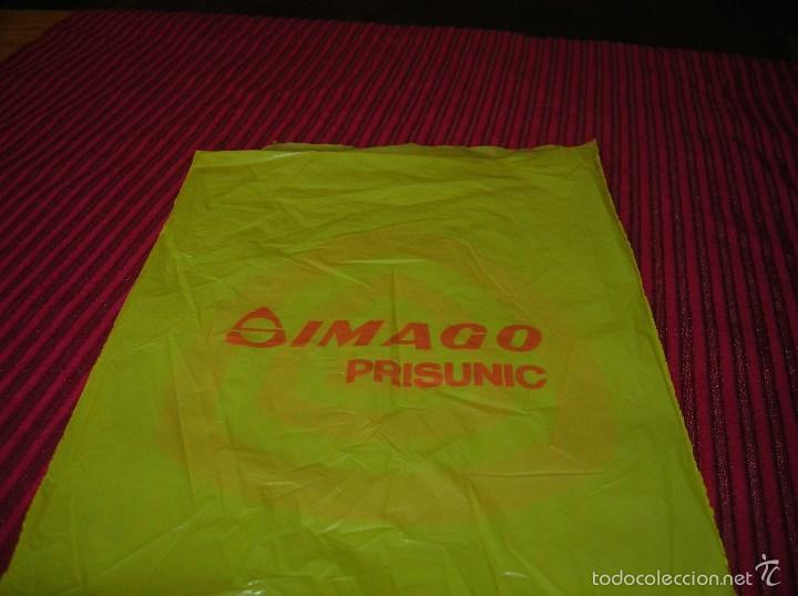 Catálogos publicitarios: Bolsita anunciando Simago,antigua. - Foto 2 - 58527565