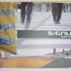 Catálogos publicitarios: CATALOGO SIGNUM NORDEST . Lote 58943150