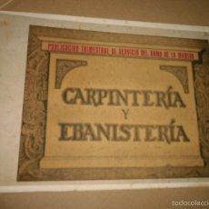 Catálogos publicitarios: CATALOGO ANTIGUO DE MUEBLES MARTINEZ VALENCIA 1948 Nº 1. Lote 47731674