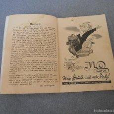 Werbekataloge - CATALOGO 50 MOTOR ROLLER 1952. - 59761744