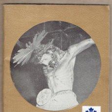 Catálogos publicitarios: REUS LIBRITO CATALOGO PUBLICITARIO SEMANA SANTA AÑO 1966. Lote 61092887