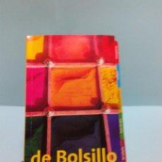 Catálogos publicitarios - Páginas Amarillas de Bolsillo Madrid Capital. Septiembre 2005. - 61441391