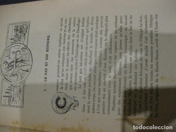 Catálogos publicitarios: Precioso guia catalogo libro exposicion internacional del gas Paris 1924 Frances recetas cocina gaz - Foto 3 - 61698768