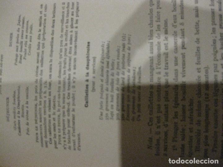 Catálogos publicitarios: Precioso guia catalogo libro exposicion internacional del gas Paris 1924 Frances recetas cocina gaz - Foto 6 - 61698768