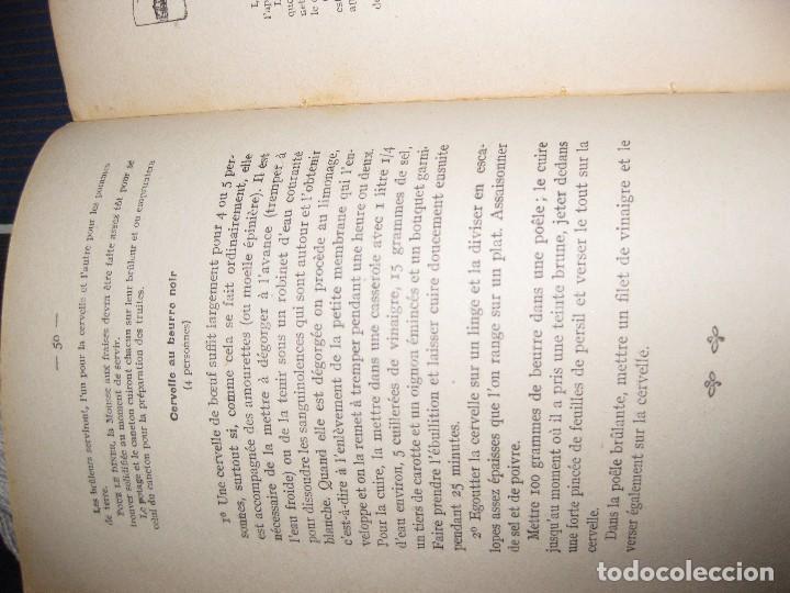 Catálogos publicitarios: Precioso guia catalogo libro exposicion internacional del gas Paris 1924 Frances recetas cocina gaz - Foto 9 - 61698768