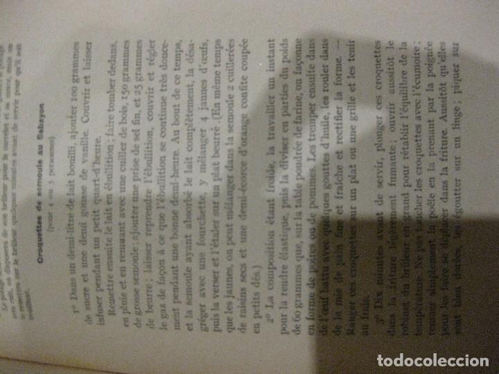 Catálogos publicitarios: Precioso guia catalogo libro exposicion internacional del gas Paris 1924 Frances recetas cocina gaz - Foto 10 - 61698768
