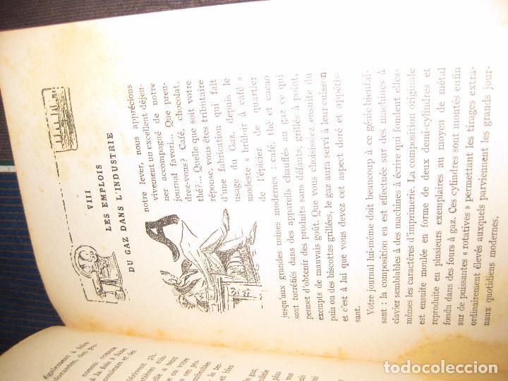 Catálogos publicitarios: Precioso guia catalogo libro exposicion internacional del gas Paris 1924 Frances recetas cocina gaz - Foto 13 - 61698768