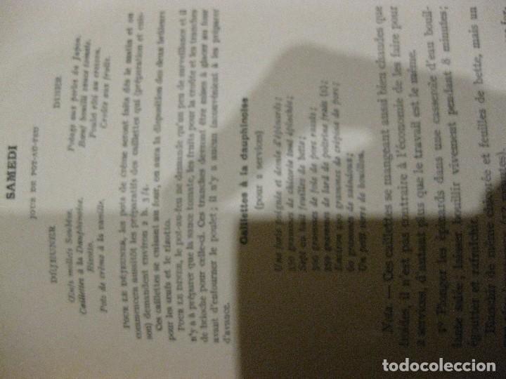 Catálogos publicitarios: Precioso guia catalogo libro exposicion internacional del gas Paris 1924 Frances recetas cocina gaz - Foto 18 - 61698768