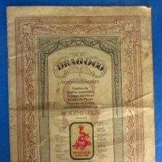Catálogos publicitarios: CATÁLOGO DRAGOCO. FÁBRICA DE ACEITES ESENCIALES, DE FLORES, AROMAS, ESENCIAS. MARCA DRAGÓN ROJO, S/F. Lote 61840468