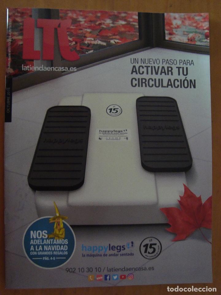 Catalogo La Tienda En Casa Octubre 2016 Comprar Catálogos