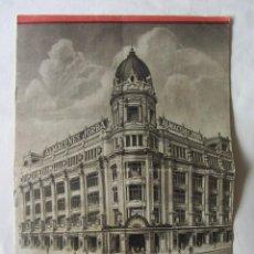 Catálogos publicitarios: PUBLICIDAD EN FRANCÉS. MAGASINS JORBA. AÑOS40/50. Lote 66172486