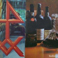 Catálogos publicitarios: 4XX. . CATÁLOGO PUBLICITARIO DE VINOS PORTUGUESES. Lote 66457078