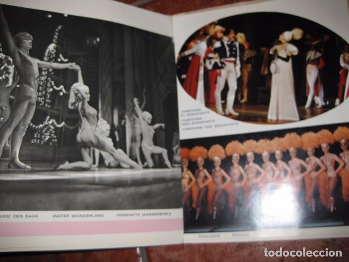Catálogos publicitarios: bonito antiguo catalogo revista del folies bergere paris . 32 pag . años 50 - Foto 2 - 67778061