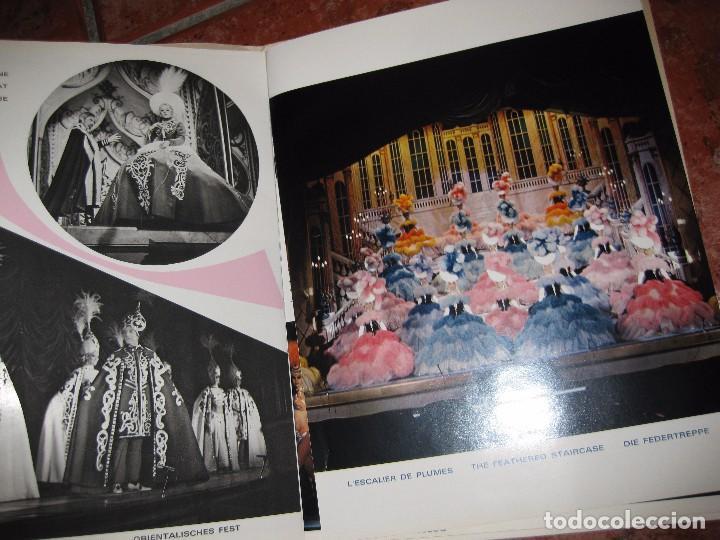 Catálogos publicitarios: bonito antiguo catalogo revista del folies bergere paris . 32 pag . años 50 - Foto 3 - 67778061
