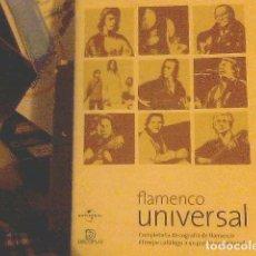 Catálogos publicitarios: FLAMENCO UNIVERSAL BID ESPECIAL DISCOPLAY 2003. Lote 69015597