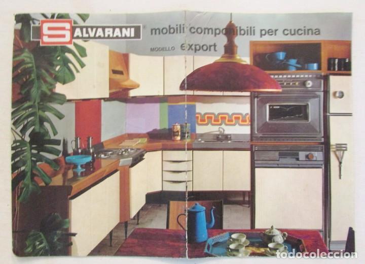 salvarani. mobili componibili per cucina. catál - Kaufen Alte ...