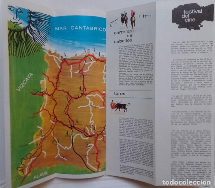 Catálogos publicitarios: GUIPUZCOA ESA GRAN CIUDAD, VERANO 1967, PUBLICIDAD TURISTICA, BANCO GUIPUZCOANO. - Foto 2 - 70450205