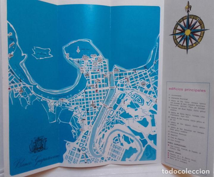 Catálogos publicitarios: GUIPUZCOA ESA GRAN CIUDAD, VERANO 1967, PUBLICIDAD TURISTICA, BANCO GUIPUZCOANO. - Foto 3 - 70450205