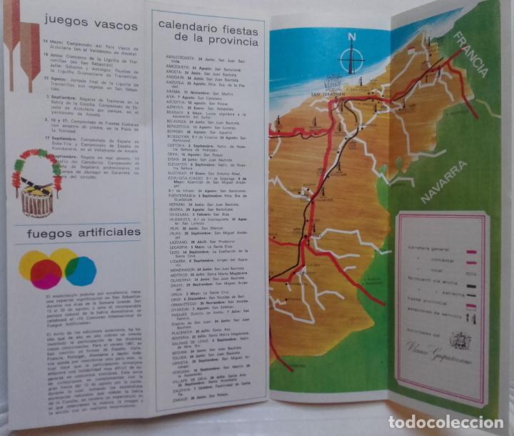 Catálogos publicitarios: GUIPUZCOA ESA GRAN CIUDAD, VERANO 1967, PUBLICIDAD TURISTICA, BANCO GUIPUZCOANO. - Foto 4 - 70450205
