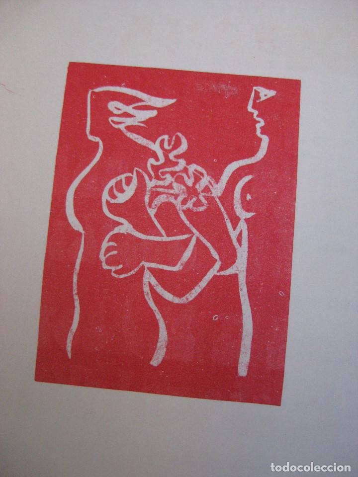 Catálogos publicitarios: INEDITO! PROGRAMA DEL MOVIMIENTO DEMOCRATICO DE MUJERES DEL PAIS VALENCIANO FEMINISMO 1976 JULIO - Foto 5 - 169231530