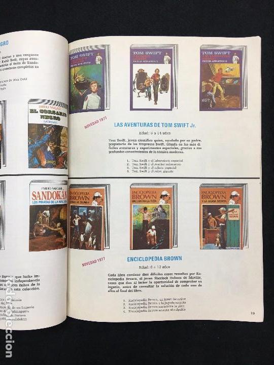 Catálogos publicitarios: Catálogo. Editorial Molino Catálogo. 1977-1978. - Foto 2 - 74436383