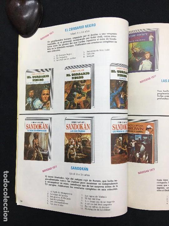 Catálogos publicitarios: Catálogo. Editorial Molino Catálogo. 1977-1978. - Foto 3 - 74436383