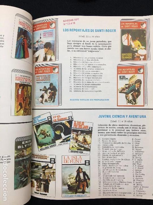 Catálogos publicitarios: Catálogo. Editorial Molino Catálogo. 1977-1978. - Foto 6 - 74436383
