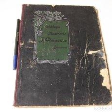 Catálogos publicitarios: GRAN CATALOGO ILUSTRADO DE MATERIAL MEDICO Y ORTOPEDIA DE JOSE CLAUSOLLES Y TARIFAS. Lote 74742371