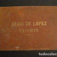 Catálogos publicitarios: CATALOGO GUARNICIONERA - HIJOS DE LOPEZ - VITORIA -VER FOTOS -(V-9029). Lote 76010775