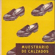 Catálogos publicitarios: CATALOGO PUBLICITARIO 12 PAGINAS ZAPATOS PIELSA MANRESA . Lote 76297255