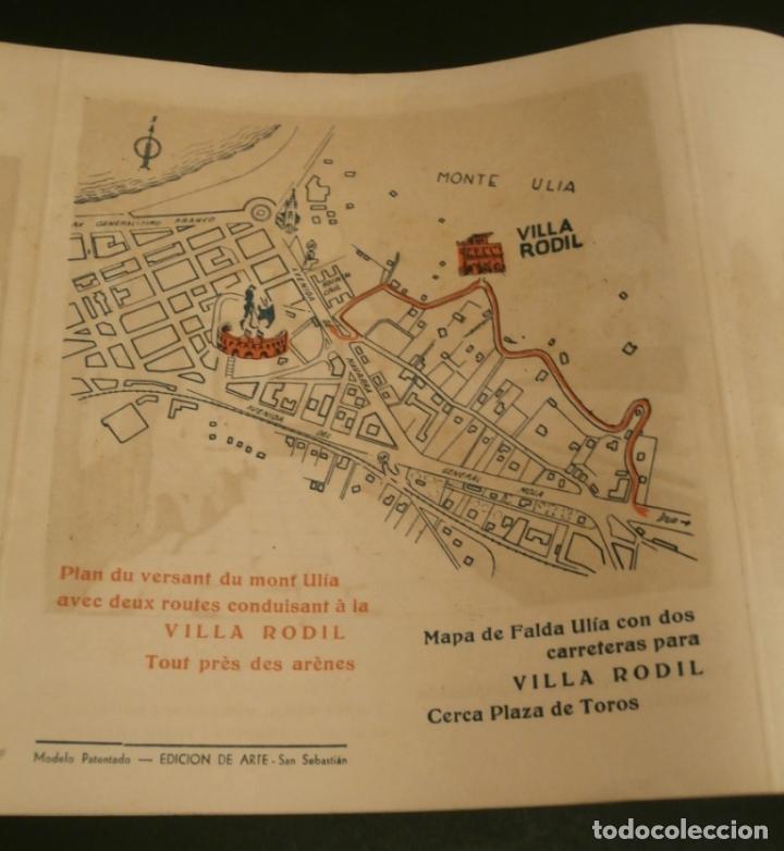 Catálogos publicitarios: Publicidad restaurante campestre RODIL ,San Sebastian - Foto 4 - 162991937