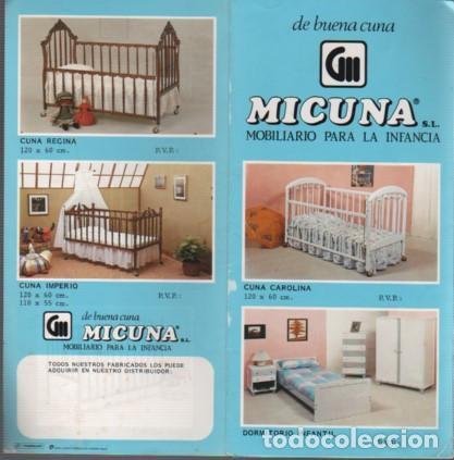catalogo muebles - de la empresa micuna s.l. cu - Comprar Catálogos ...