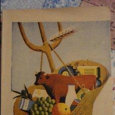 Catálogos publicitarios: FERIA INTERNACIONAL DEL CAMPO.CATALOGO OFICIAL.MADRID.1953. Lote 79581365