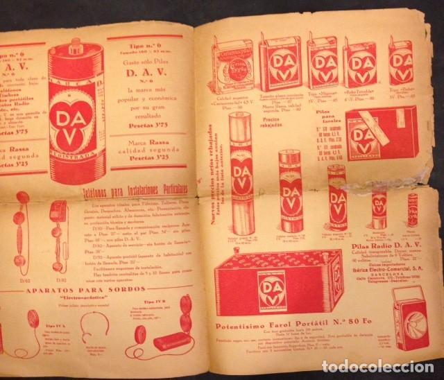 Catálogos publicitarios: LA CATEDRAL. IBERICA ELECTRO-COMERCIAL S.A. BARCELONA - Foto 2 - 81011752
