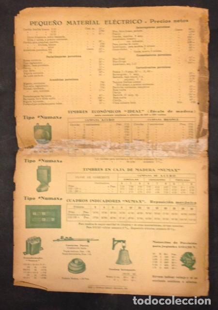 Catálogos publicitarios: LA CATEDRAL. IBERICA ELECTRO-COMERCIAL S.A. BARCELONA - Foto 4 - 81011752