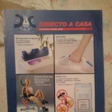 Catálogos publicitarios: CATALOGO DIRECTO A CASA - TELETIENDA - OTOÑO 2009 --REFARPUIZES4. Lote 81046504