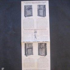 Catálogos publicitarios: CATALOGO RADIO -PHILCO - PUBLICIDAD UNA SOLA HOJA -VER FOTOS-(V-10.442). Lote 82492560