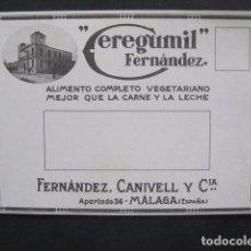 Catálogos publicitarios: CATALOGO PUBLICIDAD CEREGUMIL FERNANDEZ - ALIMENTO VEGETARIANO -VER FOTOS-(V-10.911). Lote 86051920