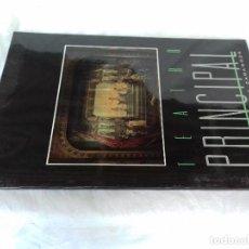 Catálogos publicitarios: TEATRO PRINCIPAL-AYUNTAMIENTO DE ZARAGOZA-PROGRAMA ACTIVIDADES 1987. Lote 86952060