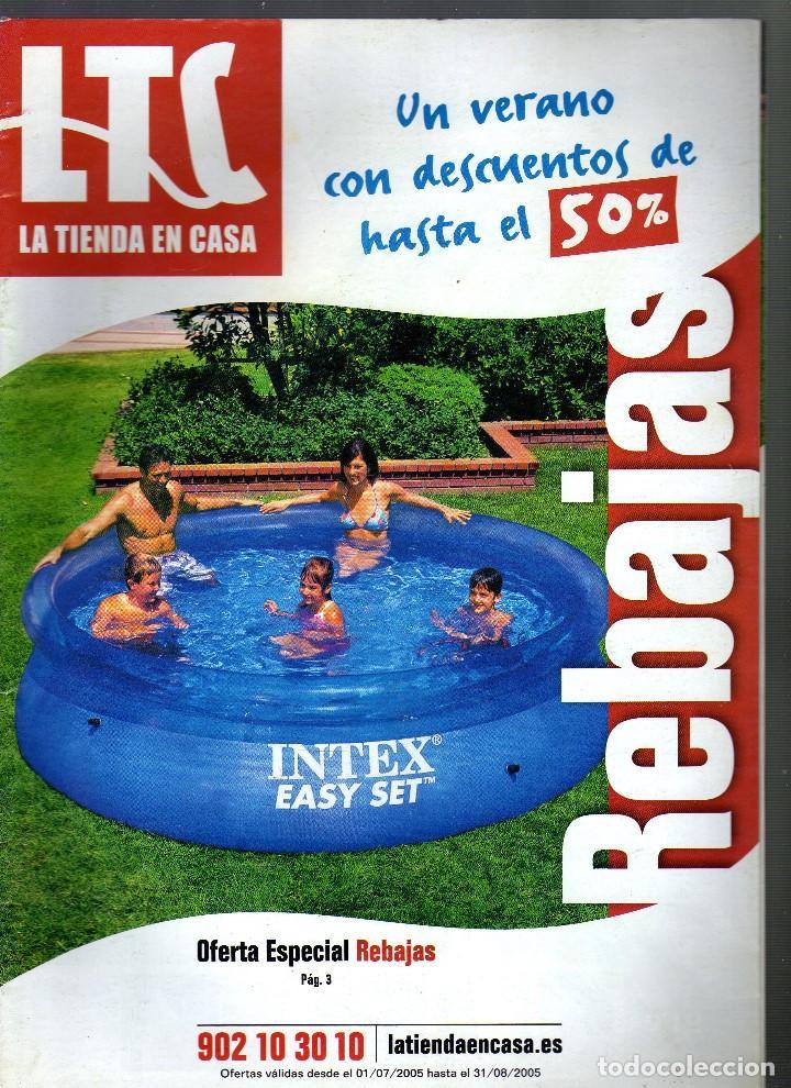 Catálogo La Tienda En Casa Verano 2005 60 Pág Comprar Catálogos