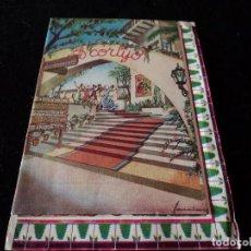 Catálogos publicitarios: BARCELONA *EL CORTIJO. RESTAURANTE...SALA DE FIESTAS 16 PAGS. MEDS: 127 X 180 MMS.. Lote 90167368