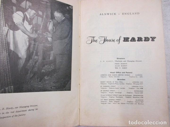 hardy\'s anglers\' guide. 1954. 10 láminas a col - Comprar Catálogos ...