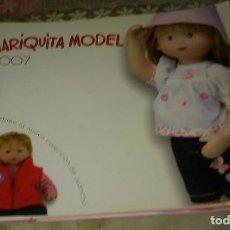 Catálogos publicitarios: CÁTALOGO MARIQUITA MODEL 2007. Lote 90817845