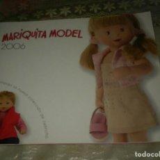 Catálogos publicitarios: CÁTALOGO MARIQUITA MODEL 2006. Lote 90818070