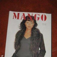 Catalogues publicitaires: CATALOGO MANGO INVIERNO 1998 NATALIA SEMANOVA. Lote 91546150