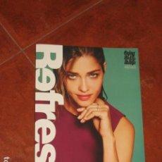 Catálogos publicitários: CATALOGO PRIMAVERA VERANO REFRESH ANA BEATRIZ BARROS. Lote 91549750